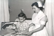 Image of Barbara Kennedy with Boy