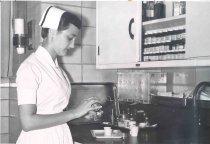 Image of Nurse in Lab