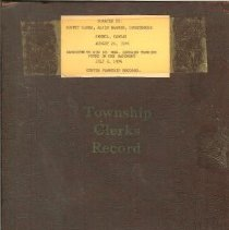 Image of Center Township Records