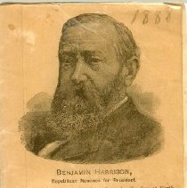Image of Benjamin Harrison