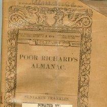 Image of Poor Richard's Almanac