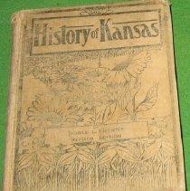 Image of Book - History of Kansas