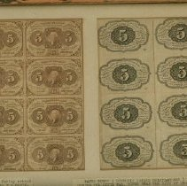 Image of Currency: Civil War money