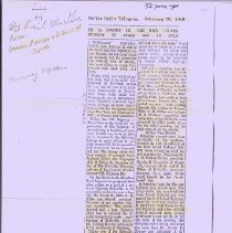 Image of US 36 Article & Envelope