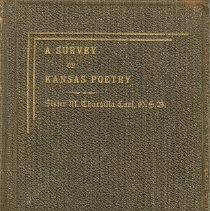 Image of Poetry, A Survey of Kansas Poe