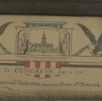 Image of Declaration of Independance