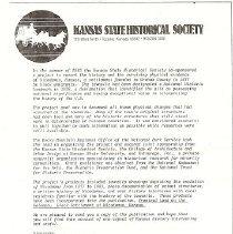 Image of KSHS letter