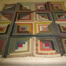 Image of Piece of quilt