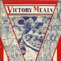 Image of Book - Victory Meals