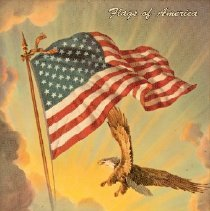 Image of Booklet Flags of America