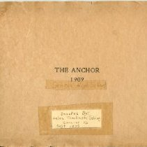"""Image of Yearbook - Seneca High School 1909 """"The Anchor"""" Year Books"""