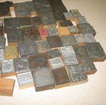 Image of Printing Blocks