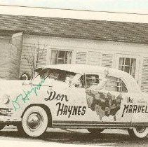 Image of Kramer-Kaizer Sheriff's car po