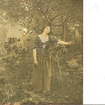 Image of Joan of Arc painting