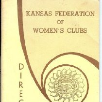 Image of KS FWC 1966 directory