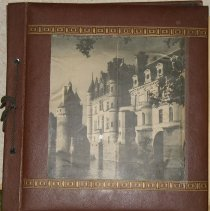 Image of Mary Williams Scrapbook