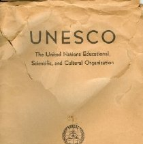Image of Folder, File - file folder of UNESCO Material