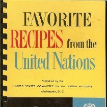 Image of United Nations Recipes