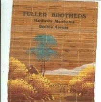 Image of Calendar - Calendar, Compliments of Fuller Bros.