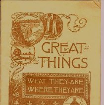 Image of Great Things