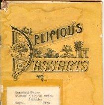 Image of Delicious Desserts
