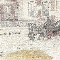 Image of Haggard House drawing