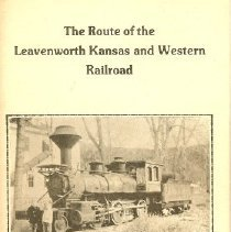 Image of Route of Leavenworth Railroad