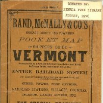Image of Vermont Railroad System