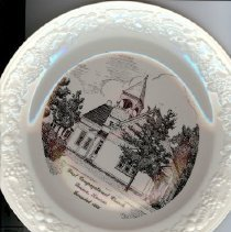 Image of Congregational Plate