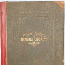 Image of Nemaha County Plat Book