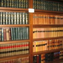 Image of Law books