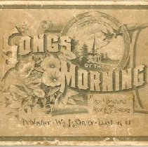 Image of Songs of the Morning