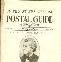 Image of Kelly PO Postal Guides