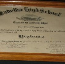 Image of Sabetha High School Diploma