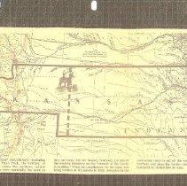 Image of Rockies Western boundary 1859