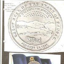 Image of Seal of Kansas-Ingalls