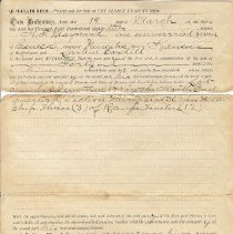 Image of 1982 Quit Claim Deed