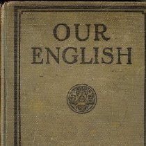 Image of Book - Our English, Book Three, State of Kansas