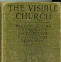 Image of Book - The Visible Church, A text book for Catholic Schools