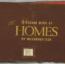 Image of 4 Square Book of Homes