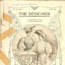 Image of The Designer, June 1905