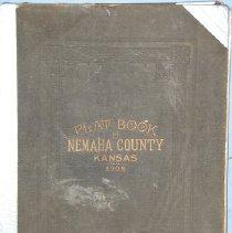 Image of Nemaha County Plat Book