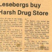Image of Leseberg's Purchase Harsh Drug
