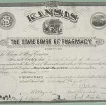 Image of Pharmacy Certificate
