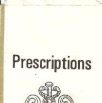 Image of Harsh Prescriptions bag