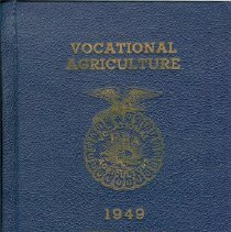Image of Vocational Ag Book 1949