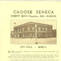 Image of Documents - Choose Seneca promotional