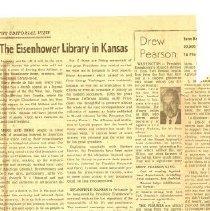 Image of Ingaalls, Ray,  The Eisenhower