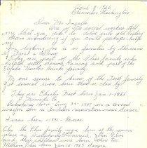 Image of Hazel Thompson letter Box 120