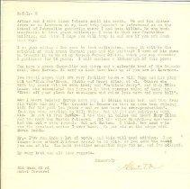 Image of Ingalls, Letter -Albert T.